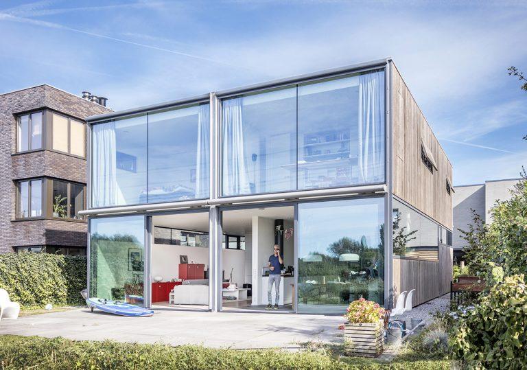 Woonhuis IJburg, M10 Architecten.